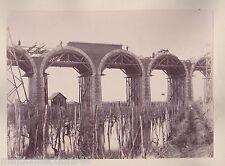 PHOTOGRAPHIE - 200317 - GIRONDE CUBZAC les PONTS - Ligne de chemin de fer