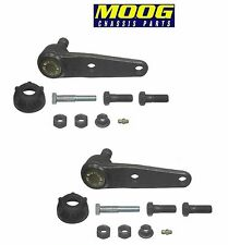 For Ford Escort Mazda 323 Mercury Set Of 2 Front Lower Ball Joints Pair Moog