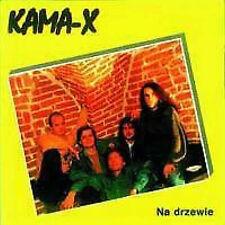 KAMA X - NA DRZEWIE (1992) RARE POLISH HARD ROCK NEW