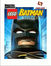 LEGO Batman Trilogy 1 2 3 Steam Pc Key Download Code Neu Global
