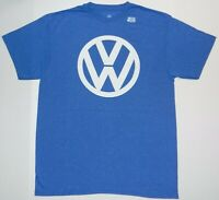 Brand New VW Volkswagen Logo Licensed Graphic Tee shirt New