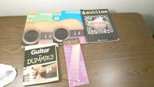 Lot Guitar Song Books Warm Up Exercises Guitars for Dummies Sublime