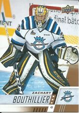 Zachary Bouthillier #253 - 2017-18 CHL - Base - Chicoutimi Sagueneens