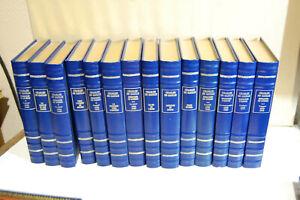 Charles de Gaulle, Ecrits de guerre, 14 volumes Editions Famot 1980-81