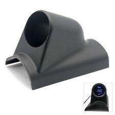"""Gauge Pod Mount Holder ABS Plastic One Hole Dash Gauge Pod Mount Holder 2"""" 52mm"""