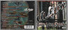 Lil' Flex - Back 2 Tha Streetz 2004 Houston TX Rap/Hip-Hop M.A.M. Entertainment!