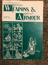 Weapons And Armour Vgc! #404 Palladium Book of Dungeons Dragons D&D Game Armor