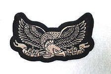 LIVE TO RIDE RIDE TO LIVE  Biker Patch P2056 E