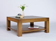Unbranded Oak Rectangle Contemporary Coffee Tables