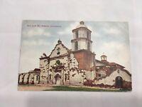 Vintage Postcard San Luis Rey Mission California Posted 1920