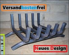 Feuerbock 35x28,5 x 11/14cm -- Kamin Ofen Rost Gartengrill --Massiv und Genial--