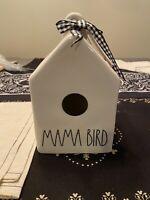 Rae Dunn MAMA BIRD Birdhouse