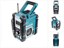 Makita Radio DMR 106 Z Akku Baustellen Radio  Bluetooth + USB -  102 104 108 110