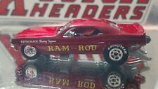LIMITED EDITION MOPAR NHRA DODGE CHALLENGER RAM ROD FUNNY CAR MODEL REPLICA