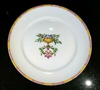 Beautiful Tharaud Limoges Cheverny Amarilla Lunch Plate