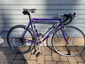 """Della Santa """"Corsa Speciale"""" Custom Steel Road Bike, Full Campagnolo, 55cm"""