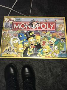 Monopoly The Simpson's