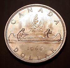 1966 Canada Silver Dollar (80% Silver)