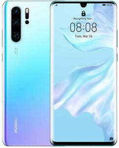 Huawei P30 PRO - 128GB Crystal - Unlocked Android Mobile Phone with 1yr Warranty
