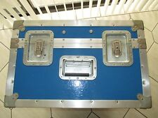 Vintage Blue J.R. Sessions & Sons Roadie Gig Shipping Equipment Case