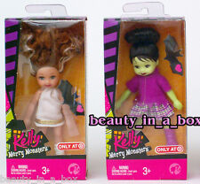 Merry Monsters Miranda Bride of Frankenstein Kayla Halloween Kelly Doll Barbie