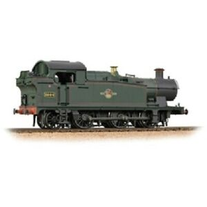 Bachmann 32-083A Class 56xx BR Lined Green Late Crest Weathered DCC Ready T48 Po