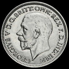More details for 1931 george v silver sixpence, a/unc #2