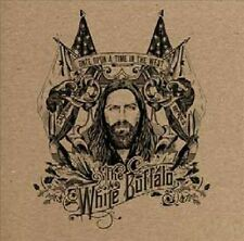 Once Upon a Time in the West by The White Buffalo Cd Factory Sealed NEW