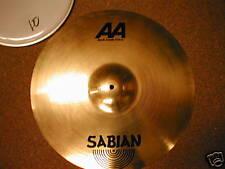"""Sabian 18""""  AA Rock Crash cymbal"""