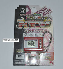 DIGIMON Mini Digivice Xros Wars Shoutmon Red Colour Japan Version