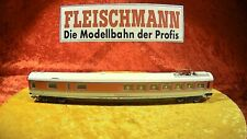 Fleischmann 8182 IC 💥 EC Restaurant-Wagen Pantograph rot lichtgrau - OVP [0281]