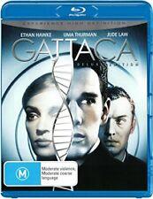 Gattaca Blu-ray (All Region) New/Sealed