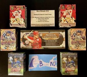 Pittsburgh Pirates - Museum Collection Hobby, Gypsy, Select & S.C. Box Break #10
