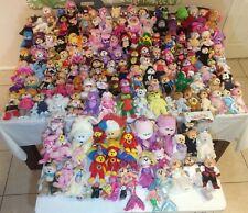 Beanie kids BULK over 140, rare, retired, tags, no tags, 2000-2013