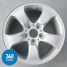 "1 X Nuovo Originale BMW X3 SERIE 17"" 5 Star Spoke 204 LEGA RUOTA 36113417393"