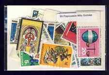 Papouasie Nlle Guinée - Papua New Guinea 50 timbres différents