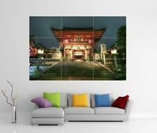JAPANESE TEMPLE JAPAN GIANT WALL ART PRINT POSTER H47