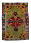 """Genuine Oushak Rug. Hand Knotted Turkish Area rugs Rug 37"""" x 51"""" Spectacular!"""