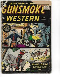 Gunsmoke Western  #45