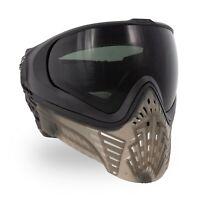 Virtue VIO XS II Paintball Goggle / Mask - Black Smoke