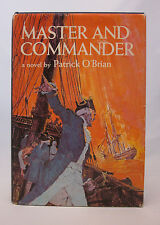 Master And Commander - Patrick O'Brian First Edition 1st Printing HC/DJ 1969