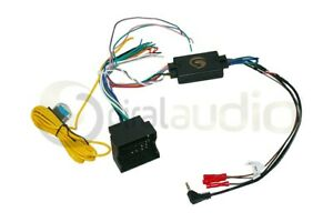 MERCEDES BENZ C Class 2008-2011 SWC Wire Harness for Aftermarket Radio IX-MB003