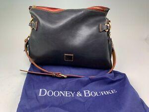 NWOT Dooney & Bourke Black Leather Handbag