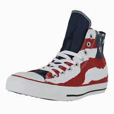 Converse All Star Hi 148869F Bars And Stars Mens US size 5, UK 5