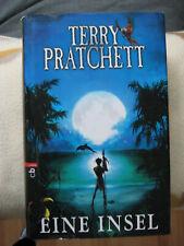 Eine Insel, Terry Pratchett, Roman, Scheibenwelt, Humor, Fantasy, gebunden