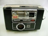 1971 Keystone everflash 30 camera | 126 film | built in nicads | Pls read |$2.75