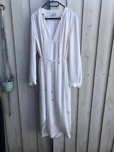 Zimmermann Ivory Dress Size Small