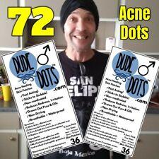 Dude Dots Acne Healing Skin Patches • Boils, Ingrown Hair Follicle, Cystic Acne