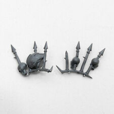 Chaos Space Marines Terminators Spiked Trophy Racks A - G2066