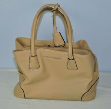 CHRISTIAN SIRIANO Tan Satchel Bag Handbag